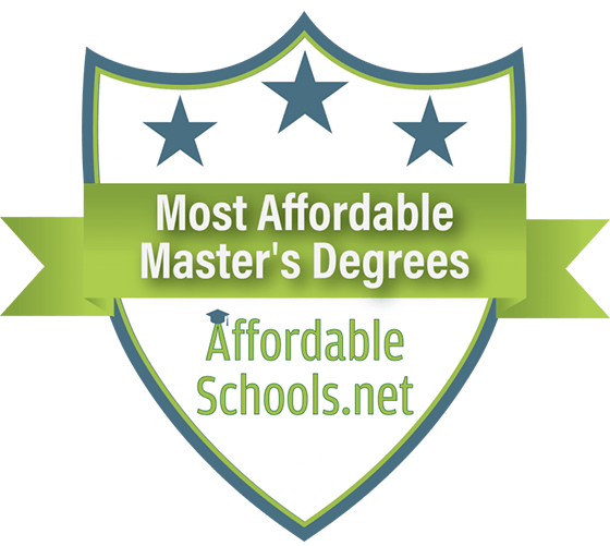Affordable Masters Badge