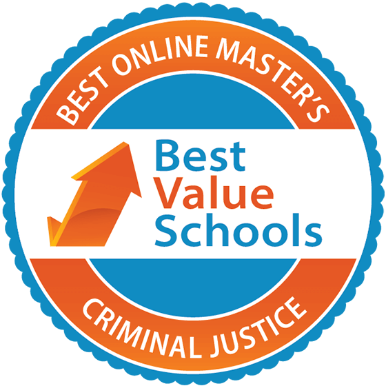 Best Value Schools Criminal Justice Award