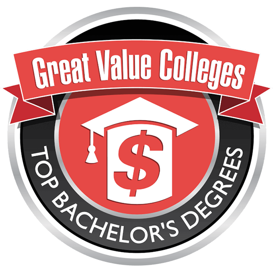 Great Value Colleges for Criminal Justice Award