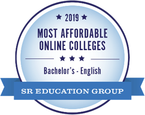 Most Affordable Bachelors Degree in English Award