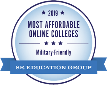 Most Affordable College for Military Award