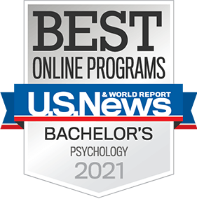 Best Bachelors Psychology US News and World Report Award