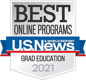 Best Online Education Program in the Nation by U.S. News & World Report